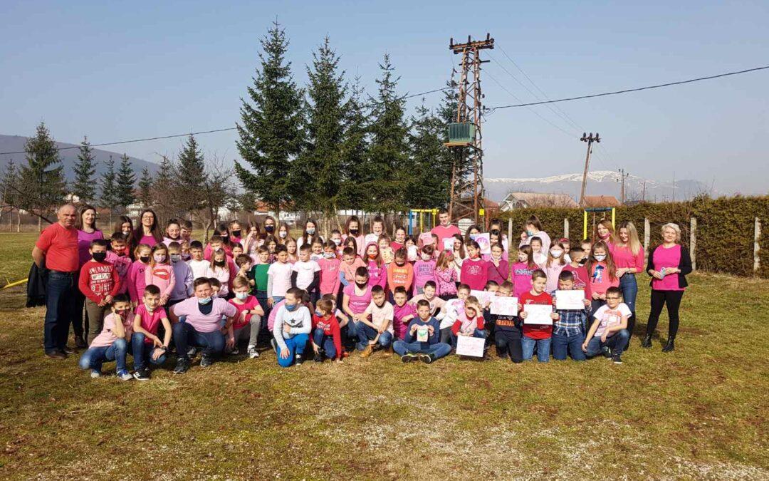 Dan ružičastih majica – Pink shirt day